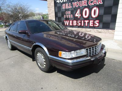Used Cadillac Seville At The Internet Car Lot Serving Omaha