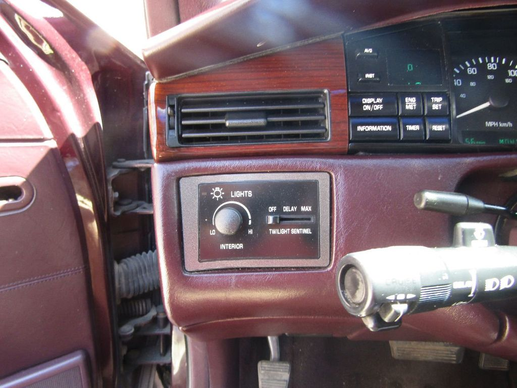 1995 Cadillac Seville 4dr Sedan Luxury SLS - 16309868 - 14