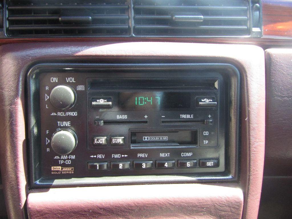1995 Cadillac Seville 4dr Sedan Luxury SLS - 16309868 - 17