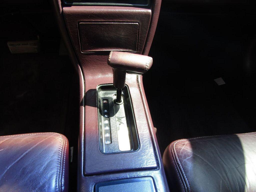 1995 Cadillac Seville 4dr Sedan Luxury SLS - 16309868 - 18