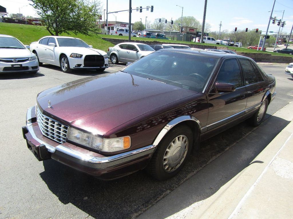 1995 used cadillac seville 4dr sedan luxury sls at the internet car lot serving omaha iid 16309868. Black Bedroom Furniture Sets. Home Design Ideas