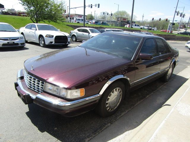 1995 Cadillac Deville >> 1995 Used Cadillac Seville 4dr Sedan Luxury Sls At The Internet Car Lot Serving Omaha Ne Iid 16309868