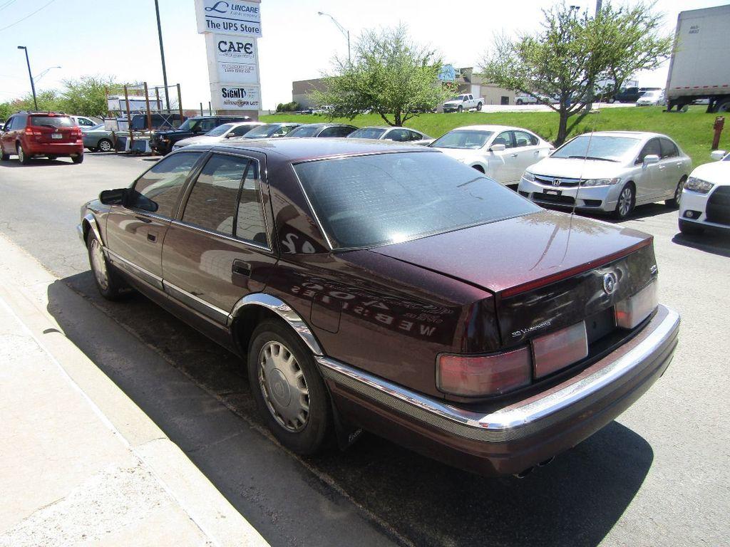 1995 Cadillac Seville 4dr Sedan Luxury SLS - 16309868 - 2