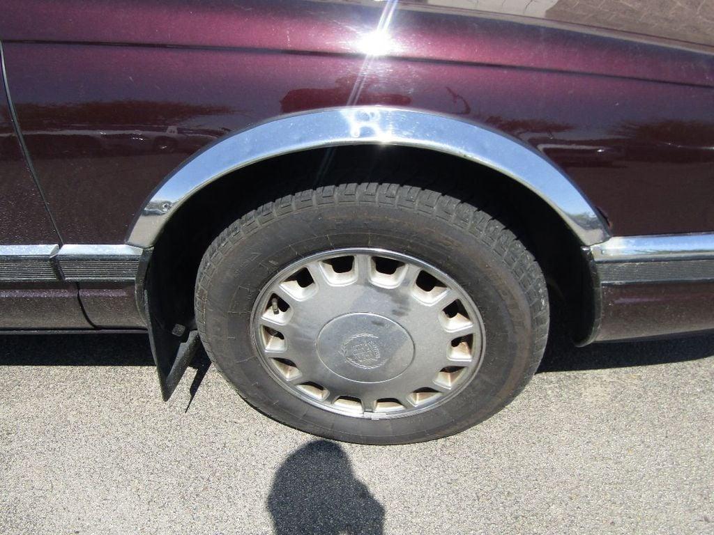 1995 used cadillac seville 4dr sedan luxury sls at the