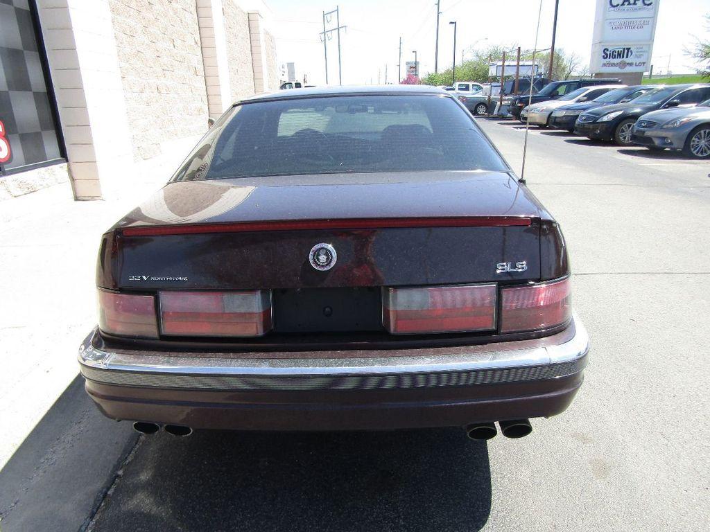 1995 Cadillac Seville 4dr Sedan Luxury SLS - 16309868 - 3