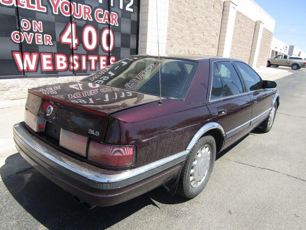 1995 Cadillac Seville 4dr Sedan Luxury SLS - 16309868 - 4