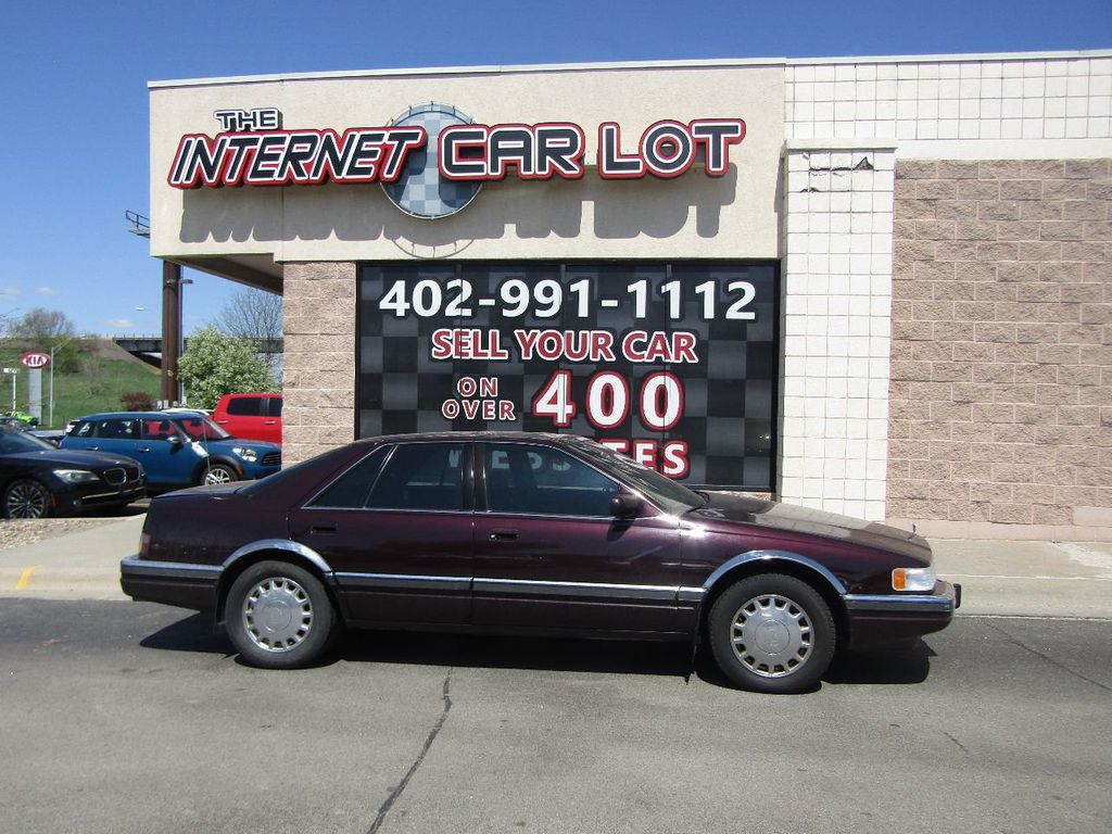 1995 Used Cadillac Seville 4dr Sedan Luxury Sls At The Internet Car