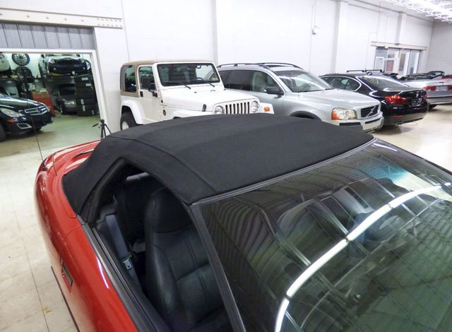 1995 Chevrolet Camaro CLEAN CARFAX AND AUTOCHECK CERTIFIED  - Click to see full-size photo viewer