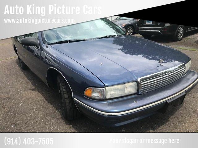 1995 Chevrolet Caprice Base 4dr Sedan