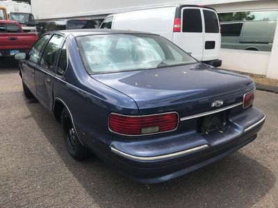 1995 Used Chevrolet Caprice Base 4dr Sedan at Auto King