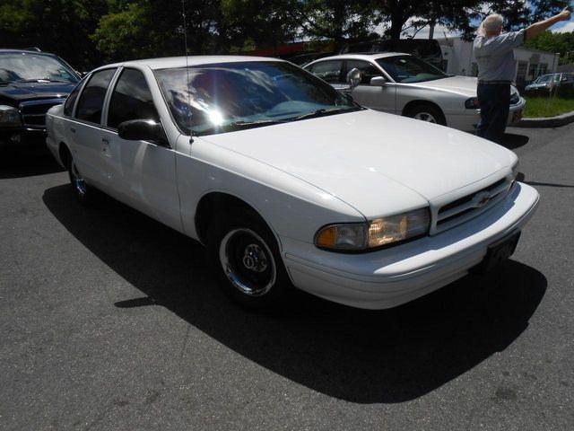 1995 Chevrolet Caprice POLICE