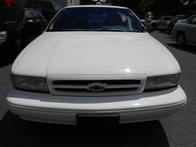 1995 Chevrolet Caprice POLICE - Click to see full-size photo viewer