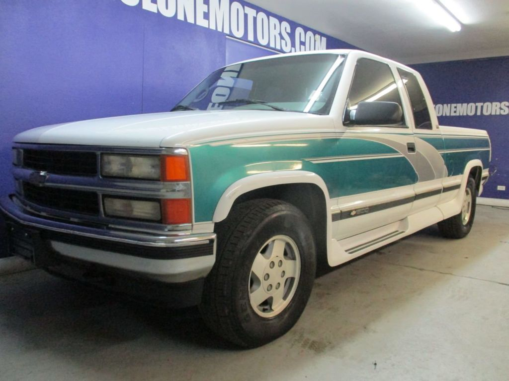 1995 Chevrolet Silverado Ext Cab Z 71 4wd 5 7 V8 Auto Ac Clean Truck Truck Extended Cab Not Specified For Sale Westminster Co 3 995 Motorcar Com