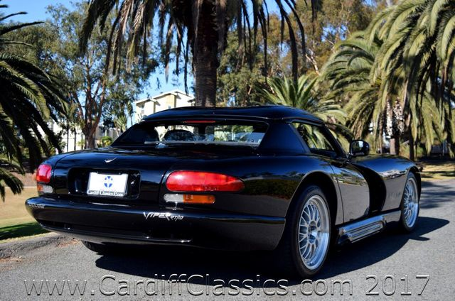 1995 Dodge VIPER-SUPERCHARGED SUPERCHARGED VIPER  - Click to see full-size photo viewer