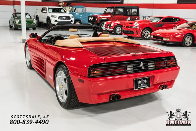 1995 Ferrari 348 Spider - Click to see full-size photo viewer