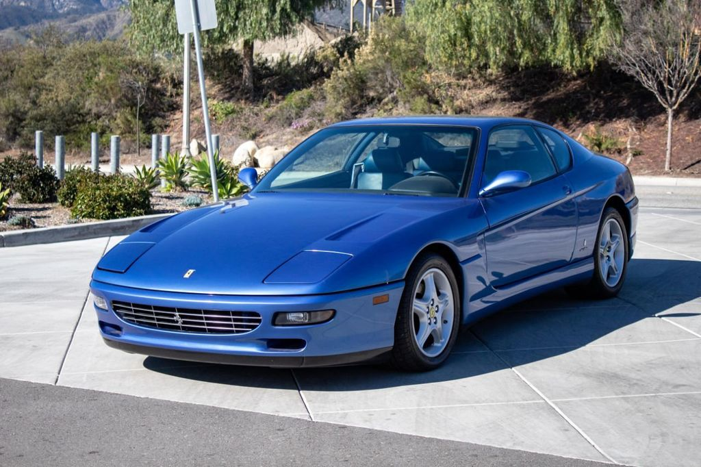 1995 Ferrari 456 GT - 15792622 - 20