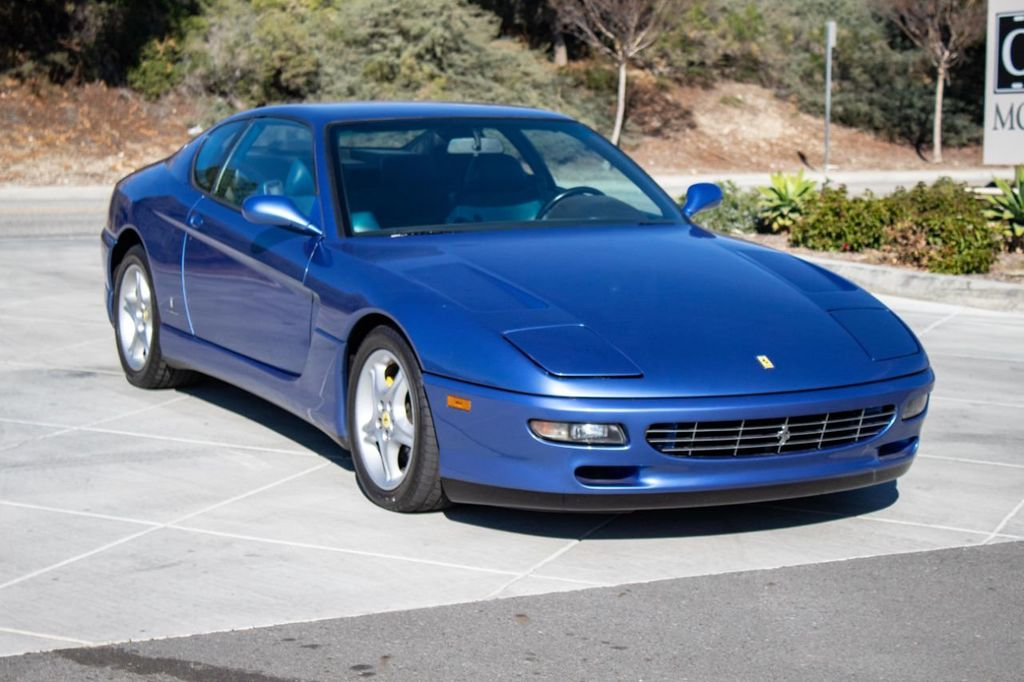 1995 Ferrari 456 GT - 15792622 - 3