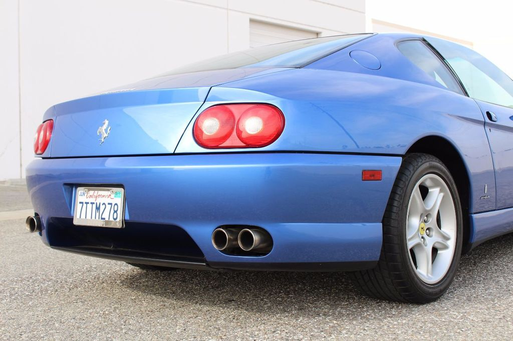 1995 ferrari 456 gt coupe for sale in ontario ca. Black Bedroom Furniture Sets. Home Design Ideas