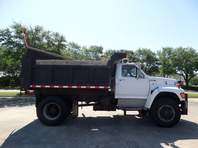 1995 Ford F-800 1995 Ford F-800 Conventional Cab RWD 8.3L Turbo, 205k, 2-Owner!! - Click to see full-size photo viewer