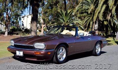 1995 Jaguar XJS 2dr Convertible 4.0L