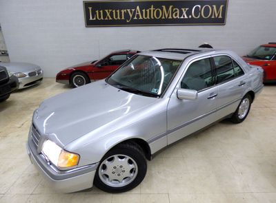 1995 Mercedes-Benz C Class C Class 4dr Sedan 2.8L