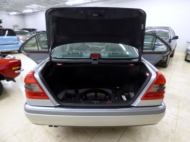 1995 Mercedes-Benz C Class C Class 4dr Sedan 2.8L - Click to see full-size photo viewer