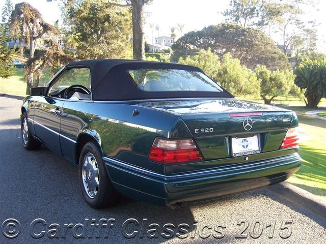 1995 used mercedes benz e class e320 at cardiff classics for Best extended warranty for mercedes benz