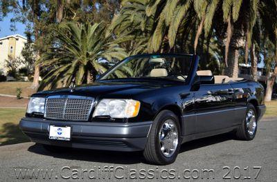 1995 Mercedes-Benz E Class E Class 2dr Cabriolet 3.2L Convertible