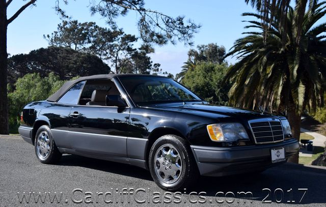 1995 Mercedes-Benz E Class E Class 2dr Cabriolet 3.2L - Click to see full-size photo viewer