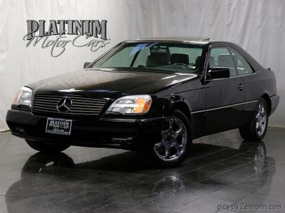 1995 Mercedes-Benz S Class S Class 2dr Coupe 6.0L - Click to see full-size photo viewer