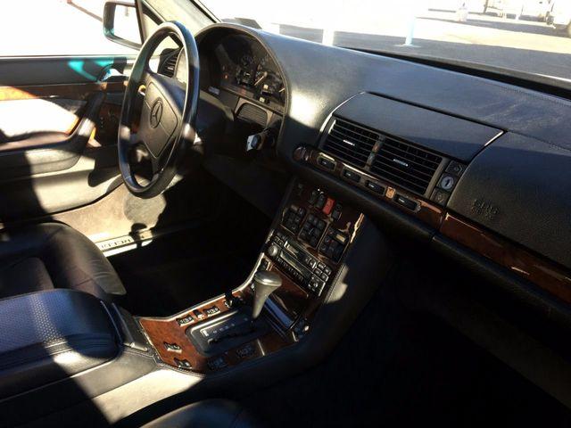 1995 Mercedes-Benz S Class