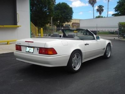 1995 Mercedes-Benz SL Class SL Class 2dr Roadster 6.0L - Click to see full-size photo viewer