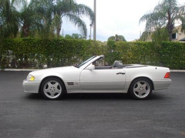 1995 Mercedes-Benz SL Class
