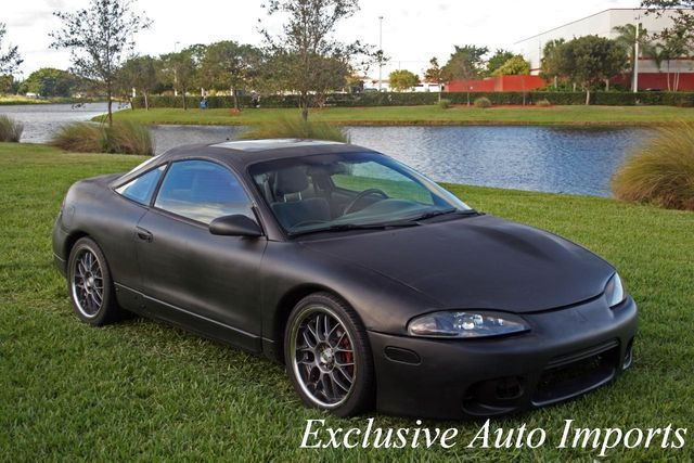1995 Mitsubishi Eclipse 3dr Coupe GS-T Turbo Manual - Click to see full-size photo viewer