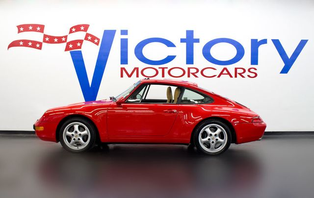 1995 Porsche 911 Carrera  - Click to see full-size photo viewer