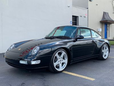 1995 Porsche 911 Carrera 2dr Coupe Carrera 6-Speed Manual - Click to see full-size photo viewer