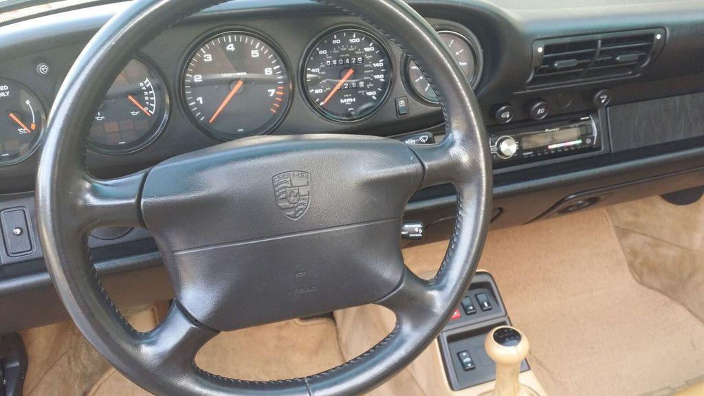 1995 Porsche 911 Carrera 911/993 Cabriolet - 17177678 - 20