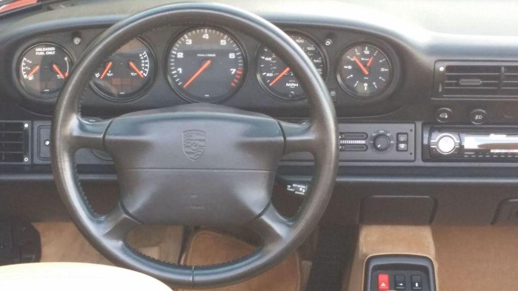 1995 Porsche 911 Carrera 911/993 Cabriolet - 17177678 - 23