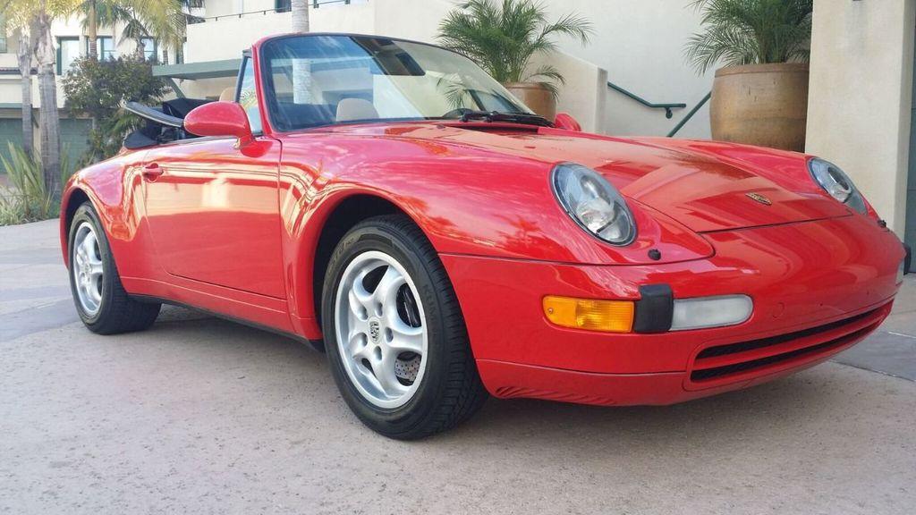 1995 Porsche 911 Carrera 911/993 Cabriolet - 17177678 - 42