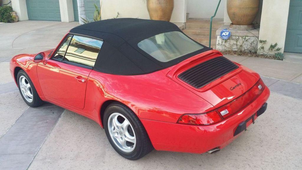 1995 Porsche 911 Carrera 911/993 Cabriolet - 17177678 - 50