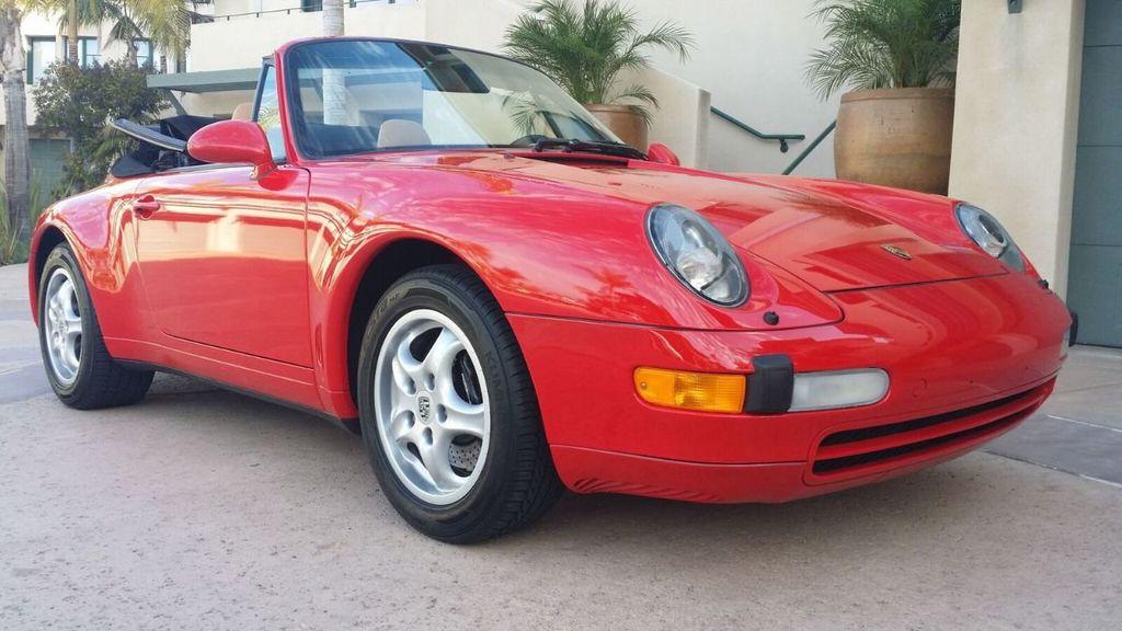 1995 Porsche 911 Carrera 911/993 Cabriolet - 17177678 - 51