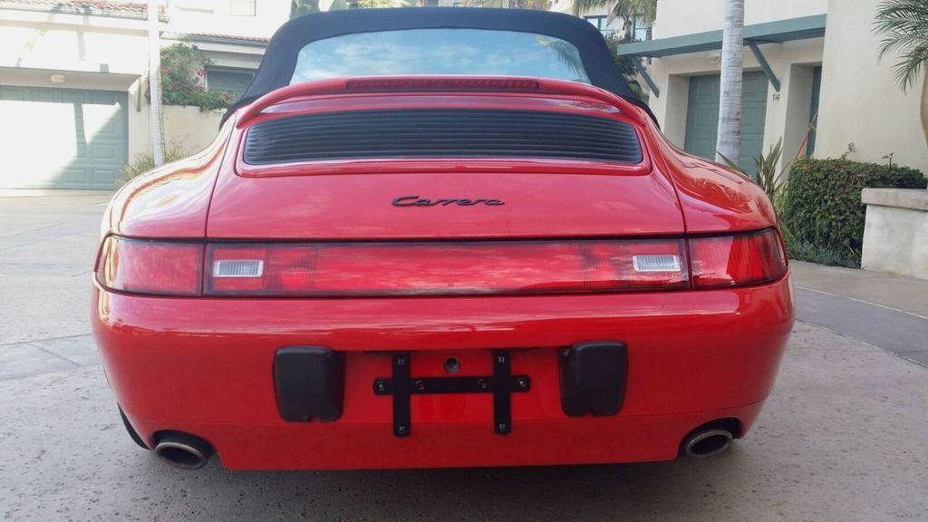 1995 Porsche 911 Carrera 911/993 Cabriolet - 17177678 - 52