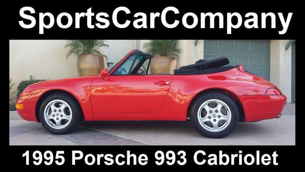 1995 Porsche 911 Carrera 911/993 Cabriolet - 17177678 - 6