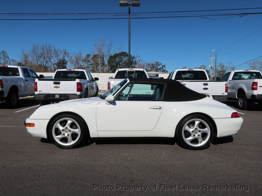 1995 Porsche 911 Carrera Carrera 2 Cabriolet 6 Speed Manual - 18464455 - 44