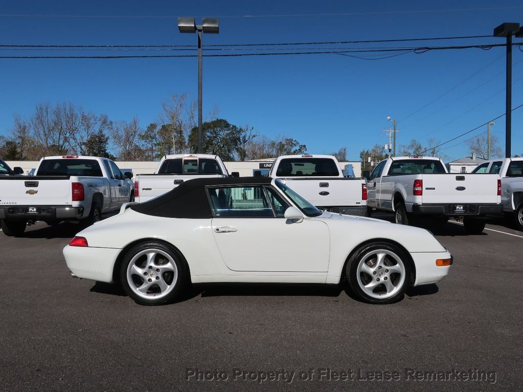 1995 Porsche 911 Carrera Carrera 2 Cabriolet 6 Speed Manual - 18464455 - 48