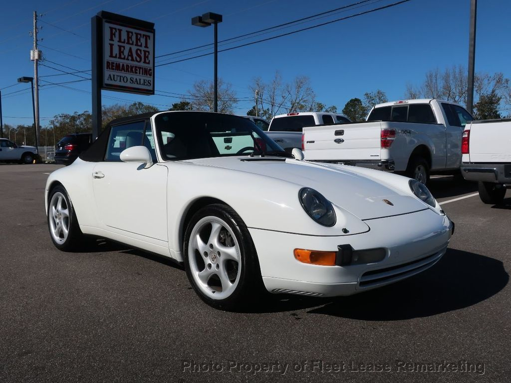 1995 Porsche 911 Carrera Carrera 2 Cabriolet 6 Speed Manual - 18464455 - 49