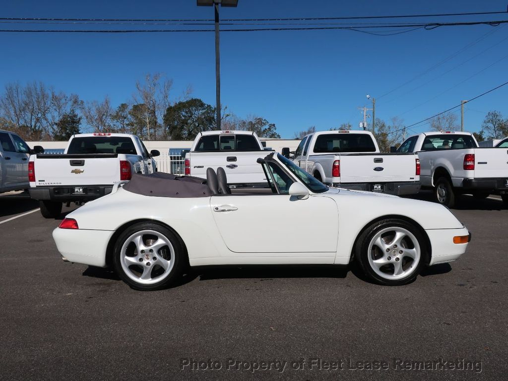 1995 Porsche 911 Carrera Carrera 2 Cabriolet 6 Speed Manual - 18464455 - 5