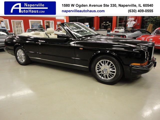 1996 Used Bentley Azure Convertible At Naperville Auto Haus Iid 14712094
