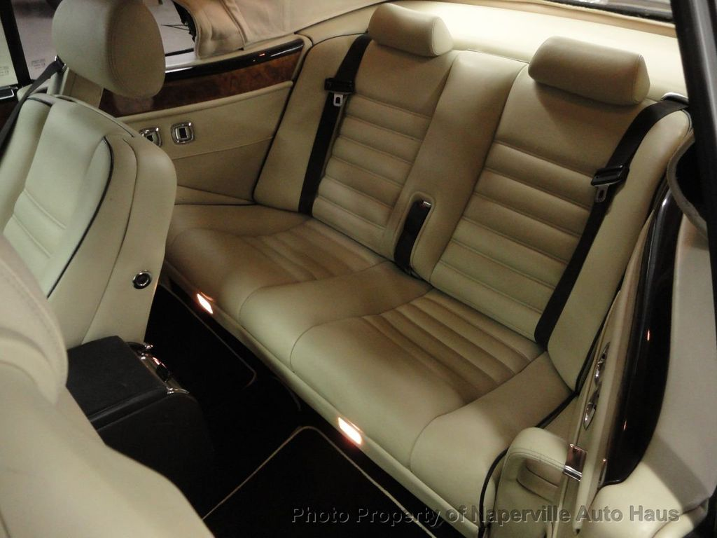 1996 Bentley Azure Convertible  - 14712094 - 38
