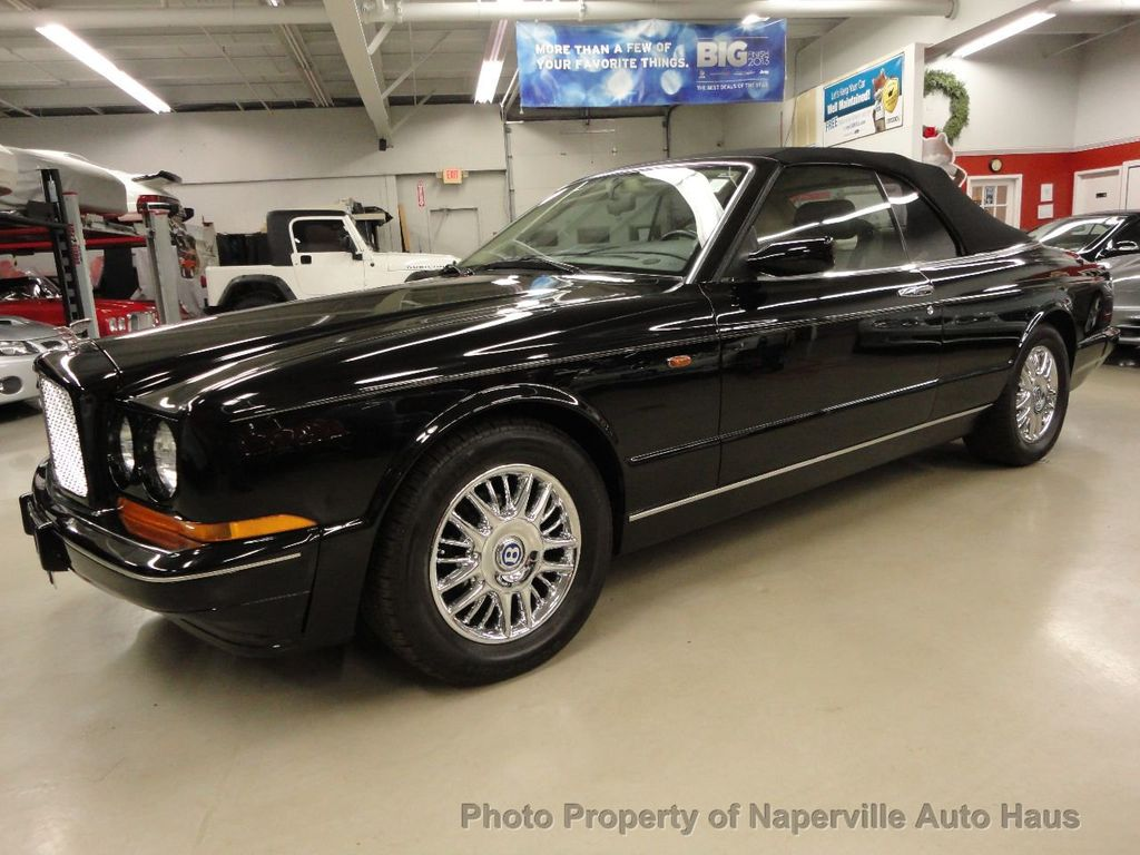 1996 Bentley Azure Convertible  - 14712094 - 3